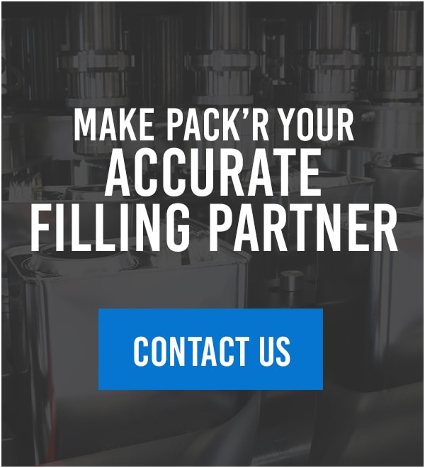 Make PACK'R Your Accurate Filling Partner - Contact Us